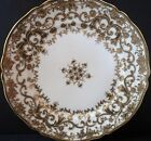 Vintage Antique R C Nippon Gold  Trim and Beading  Plate