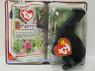Ty Teenie Beanie Baby - Bronty, the Brontosaurus, Brand New-still in bubble pack
