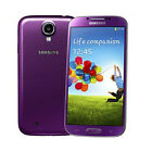 Samsung Galaxy S4 GT i9500 Purple 5 Touch Screen Unlocked GSM Mobile Phone New