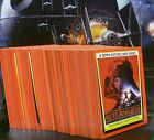 1983 Topps Star Wars Return of the Jedi Series 1 Vintage Card Set of 132 - ROTJ