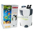 200 Gallon Aquarium Canister Filter 9w UV Sterilizer Fish Tank + Premium Package