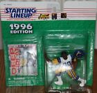 1996 Isaac Bruce Sealed Kenner Starting Lineup