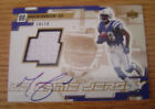 2000 Upper Deck Game Jersey Auto Gold #MHA Marvin Harrison