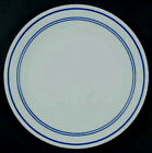 Corelle  CLASSIC CAFE - BLUE  Bread Butter Dessert Plate Plates GOOD CONDITION