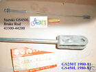 Suzuki GS250 GS450  Brake Rod 1980-82 NOS 43300-44200 GS250T GS450L  Rear