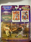 Starting Lineup 2000 Classic Doubles Jim Thome & Sean Casey