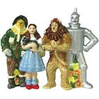 Wizard of Oz FOUR FRIENDS Salt and Pepper Shakers Westland Dorothy Tin Man Lion