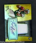 2013 Bowman Sterling Geno Smith Auto Jersey Relic Gold 45 75