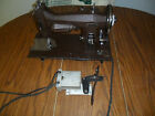 VINTAGE ANTIQUE SEARS KENMORE DELUXE ROTARY SEWING MACHINE
