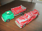 Hubley Kiddie Toy Trucks
