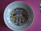 DERUTA LARGE PASTA SERVING BOWL HAND PAINTED ITALY NEW