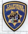 California - California Highway Patrol CA State Police Patch  CHiPs