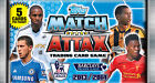 Topps Match Attax 2013-14 Trading Cards Box 50 Packs 5 Cards Pack Premier League