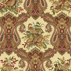 Pheasant Run by Henry Glass & Co! Beautiful Paisley, Florals, & Blenders!