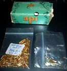 *Lot of 125*  380635-1 TEST SPRING SOCKET component socket connector Gold Plated