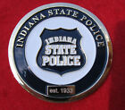 Indiana State Police - Trooper - Challenge Coin