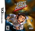 Space Chimps  (Nintendo DS, 2008) - GAME CARTRIDGE & INSTRUCTION BOOKLET ONLY