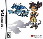 Blue Dragon Plus  (Nintendo DS, 2009) - GAME CARTRIDGE & INSTRUCTION BOOK ONLY