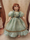 Cute Porcelain and Cloth Doll - 13