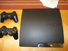 Sony PlayStation 3 Slim 160 GB Charcoal Black Console (NTSC - CECH-2501A)