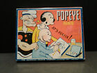 1930's collectible Popeye tin litho vintage paint set