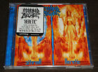 MORBID ANGEL - HERETIC - LIMITED EDITION 2 CD'S 18 TRACKS- (BRAND NEW SEALED CD)
