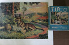 VINTAGE TUCO DELUXE PICTURE PUZZLE