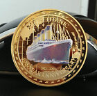 Tuvalu 2012 Titanic 100th Anniverary pure .999 24k gold bullion Coin VERY RARE