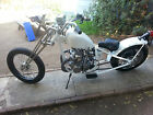 Custom Built Motorcycles : Chopper CUSTOM HONDA CHOPPER