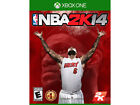 NBA 2K14 Microsoft Xbox One Adult Owned Great Condition Fast Shipping