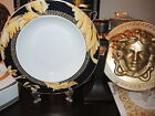 VERSACE VANITY BAROQUE SOUP PLATE DEEP BOWL DISH 22cm ROSENTHAL NEW IN BOX $