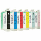 Remanufactured Black+Color Ink Cartridges for Epson Stylus Photo R260 R280 /#78