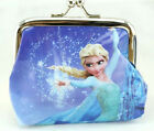 New 1pcs Frozen Elsa Children Coin Purse Wallet Hasp package Party Gifts