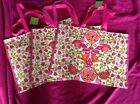 LOT OF 3 VERA BRADLEY LILLI BELL MARKET SHOPPING TOTE BAG NEW