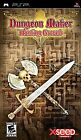 Dungeon Maker: Hunting Ground - PlayStation Portable - Awesome PSP RPG
