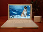  UPGRADED APPLE MACBOOK LAPTOP COMPUTER LOADED WITH EXTRAS AND WARRANTY! LOOK!