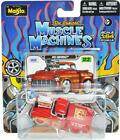 Muscle Machines ***1955 CHEVY STEPSIDE PICKUP*** 1/64 scale