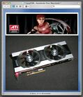 AMD Radeon HD 7950 3GB Graphics Video Card For Apple Mac Pro 2008-12 *OSX 10.10