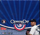 2012 Topps Opening Day Baseball Cards Box