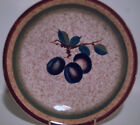 Decorative Villeroy Boch Dresden Germany Hand Painted Plum 8 1/8