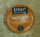 EIGHT O CLOCK COFFEE HAZELNUT COFFEE KUERIG KCUPS 2 CASES  192CUPS