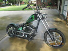 Custom Built Motorcycles : Chopper 2014 custom built chopper hot rod show bike fast not your store bought bike