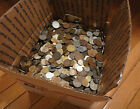 6lbs Bulk World Foreign Coins + 6 Silver Coins + Some 1800's Coins (#4)