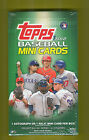 2012 Topps Baseball Mini Sealed Box No Hobby Made TOPPS SOLD OUT Prices Skyrock