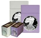 BCW - Display Slab with Foam Insert-Combo, ASE-Violet (5 pack)