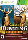 Cabela's Hunting Expeditions  (Xbox 360, 2012)