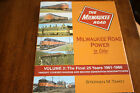 new MILWAUKEE ROAD POWER in Color V2 CStP&P RR photo Railroad Book diesel loco