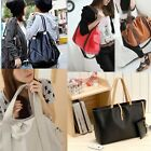 New Korean Style Handbag Lady Hobo Faux Leather Shoulder Bag Cross Body