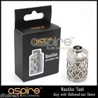 Aspire Nautilus Stainless Steel Hollowed Out Replacement Tank AUTHENTIC