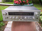 Vintage Sony STR-6065 Stereo Receiver Works Great